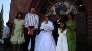 boda de ana campos y tono cruz