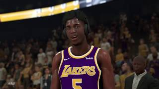 NBA 2K20 MYCAREER EP 16 - 80 Points, 2nd All-Time Scoring