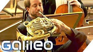 Felix Klieser - Der Fuß-Hornist macht Weltkarriere   Galileo   ProSieben