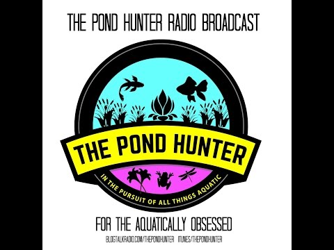 The Pond Hunter Radio Podcast Ep.45 - Expert Water Gardening advice from Rolf Nelson