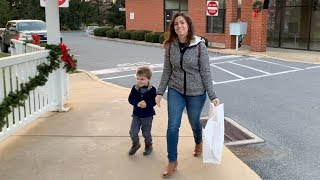 OUR OUTLET SHOPPING ADVENTURE in Lancaster PA!