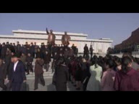 North Korea marks birth anniversary of Kim Il Sung