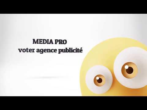 Media Pro voter agence publicité