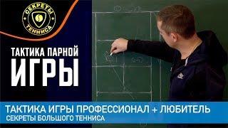 Тактика игры профессионал + любитель)