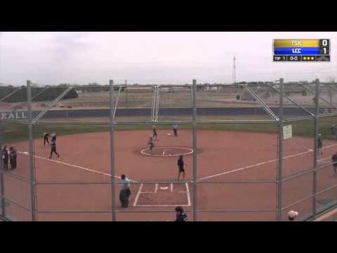 Otero Junior College vs. Lamar Community College - Game 1 (Softball)