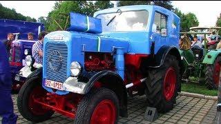 Traktoren-Treffen Burkhardtsdorf - Old Tractor Show