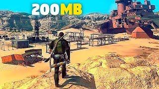Top 10 Jogos (GRÁTIS & OFFLINE) Com Menos de 200MB para Android