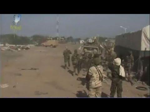 Download Nigeria: l'armée tchadienne attaque des positions de Boko Haram
