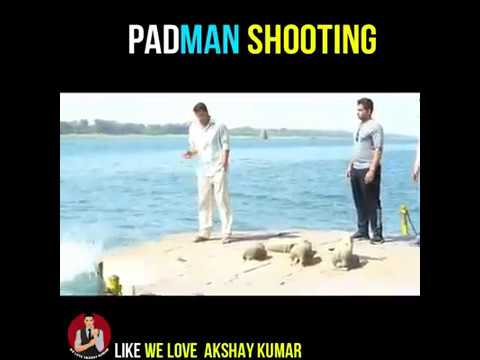 Pad man rare seen back stage viral dada viraldada thumbnail
