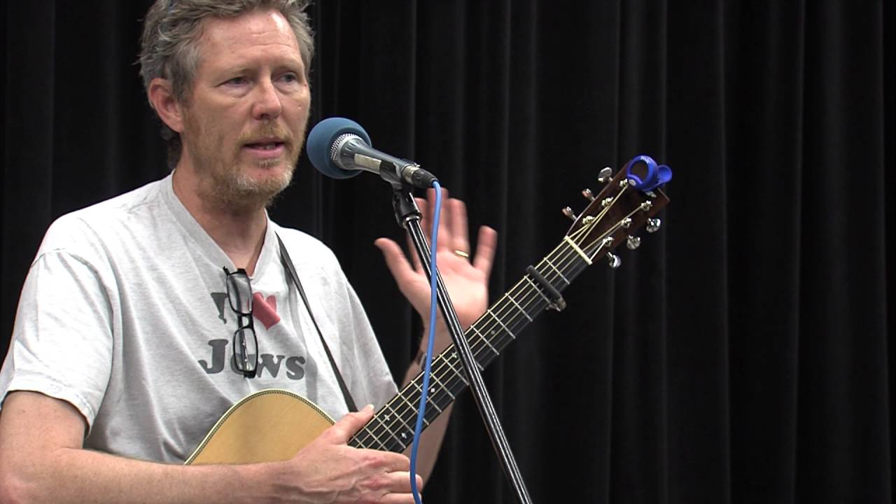 Robbie Fulks Interview after Alabama At Night