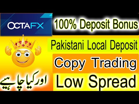 octafx-review-profit-without-any-knowledge-|-pakistan-local-deposit-|-copy-trading-|-100%-bonus