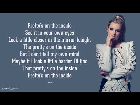 Pretty's On The Inside - Chloe Adams (Lyrics)