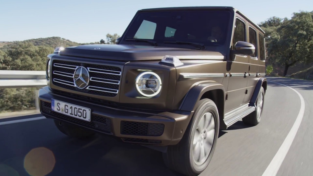 the all new mercedes g class gel ndewagen 2019 youtube. Black Bedroom Furniture Sets. Home Design Ideas