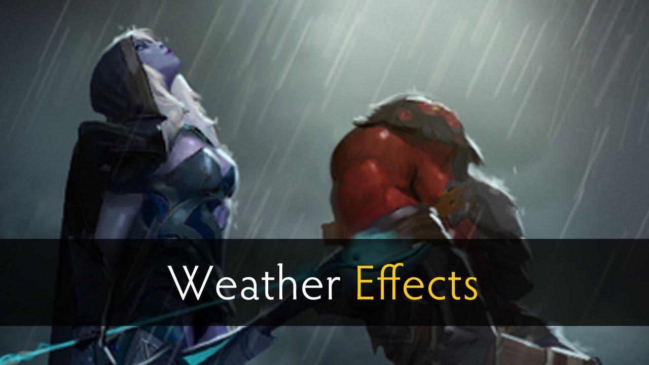 Weather slot dota 2