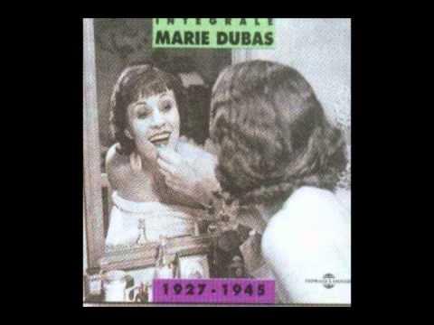 Marie Dubas - Interview par André Parinaud en 1962
