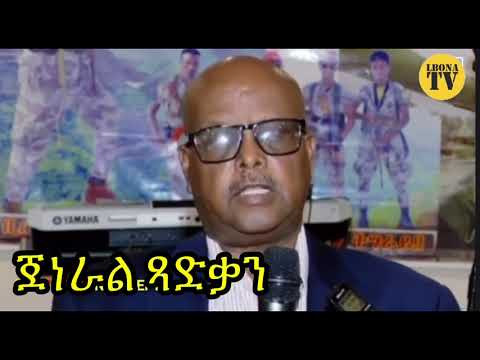 Download #General Tsadkan Speaks About The Current Situation #The Structure Of TDF