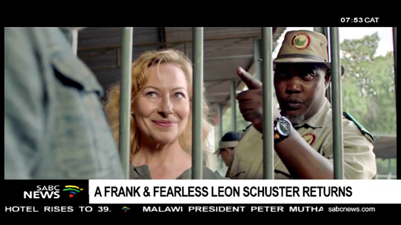 Download Leon Schuster is back with latest film 'Frank and Fearless'