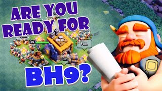 GET READY FOR BH9! Tips to Max BH8 Quickly in Prep and Learn to Use the Best BH8 Attack Strategies!