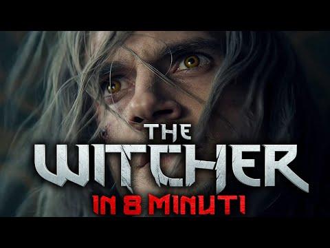 THE WITCHER | TUTTA LA SERIE in 8 minuti