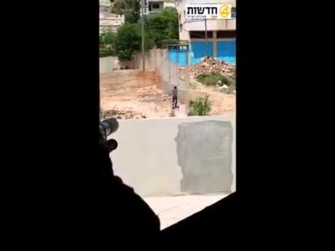 Israeli sniper shoots Palestinian in occupied West Bank