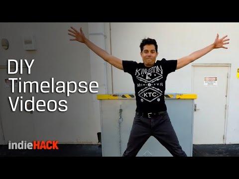 Photography Tips - DIY Timelapse Video - Kingston indieHACK Ep 7