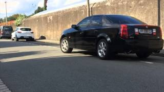 Cadillac Cts 2007  Exhaust Custom 3.6L V6 257chvx