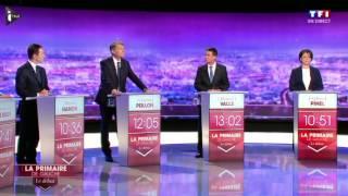 Primaire de gauche : un premier round peu concluant