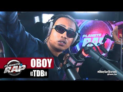 Youtube: Oboy«TDB» #PlanèteRap