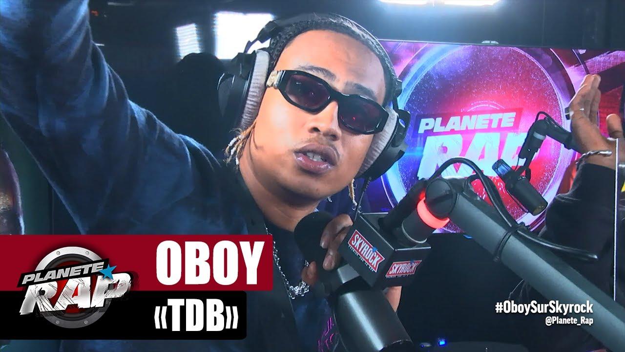 """Download Oboy """"TDB"""" #PlanèteRap"""