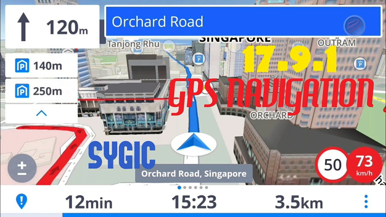 Sygic Review 2019