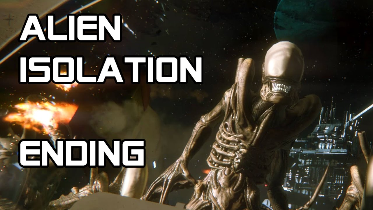 end of isolation Watch video but by the end of the 15 to 20 () alien: isolation erases the memory of colonial marines, but it's still.