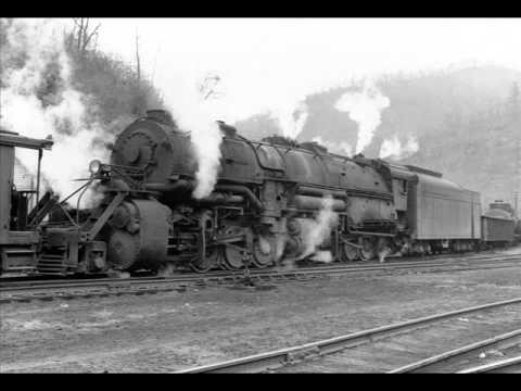 Roy Harvey & Jess Johnston Railroad Blues (1930)