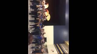 Lee high school band