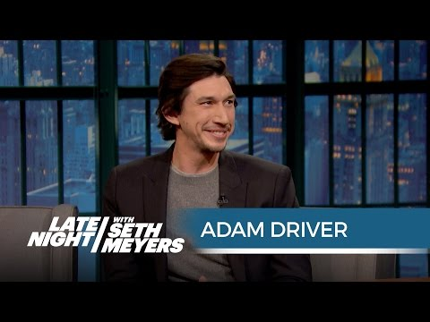 Adam Driver on Playing Kylo Ren and Keeping Star Wars Secrets ...