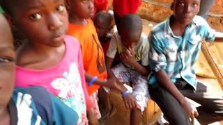 Kalungi Foundation Katanga food donation