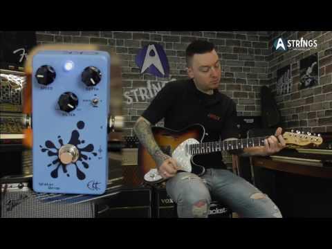 Quick Play - CKK Water Drop chorus pedal
