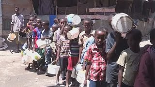 Красный Крест: успеть спасти Йемен и Сомали от голода за 3 месяца (новости)