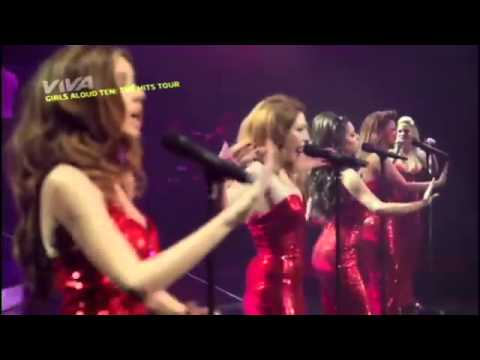 Girls Aloud - The Promise (Live Ten : The Hits Tour)