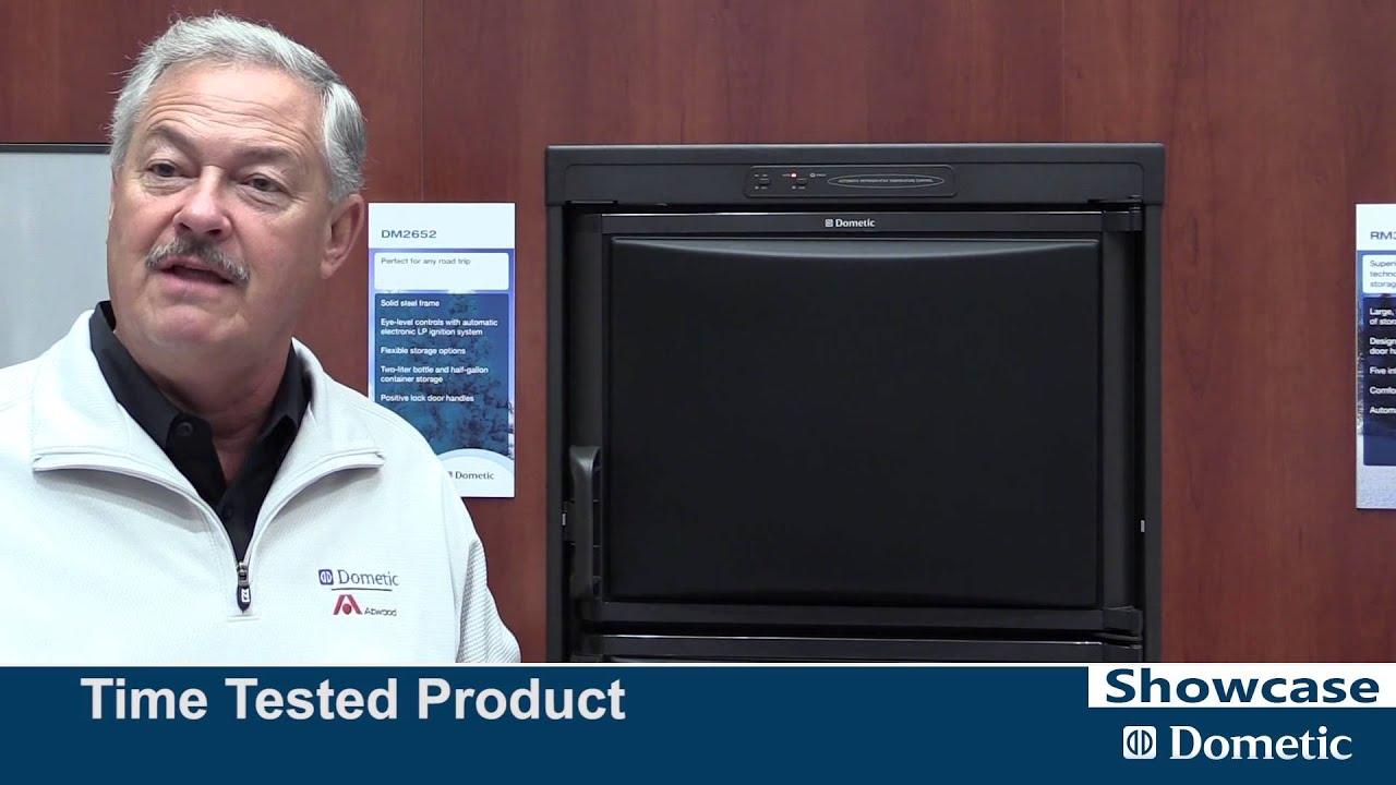 Dometic DM2652 Refrigerator for RVs