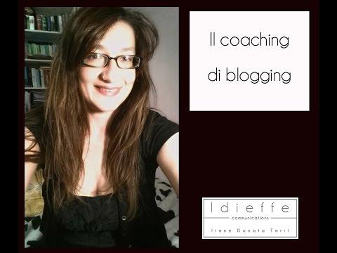 Il coaching di scrittura