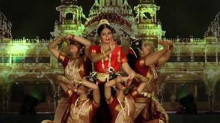 purvaranga in Bharatanatyam