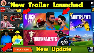 🔥Wcc2 New Update Launched | WCB 2, Wcc Rivals New Update Launched | GCl New Trailer Mega Update