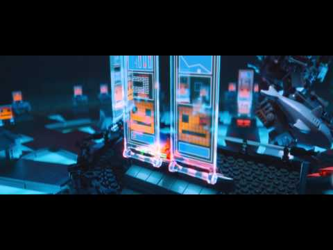 "The LEGO Movie - ""Emmet's Plan"" Clip"