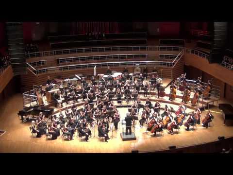 """2016.10.30 Orkiestra Symfoniczna OSM I i II st. we Wrocławiu """"Łowiecka"""" Jubileusz 70-lecia Szkoły"""