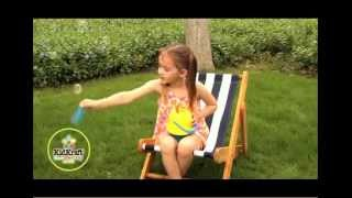 Outdoor Sling Chair - Item 00102