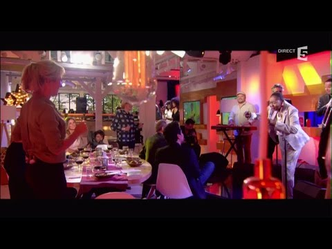 Calypso Rose, en Live - C à vous - 16/06/2016