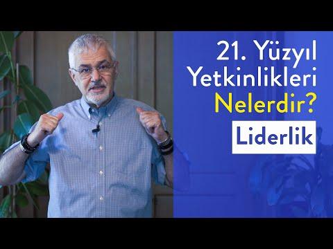 Prof. Dr. Erhan Erkut / 21. Yüzyıl Yetkinlikleri - Liderlik