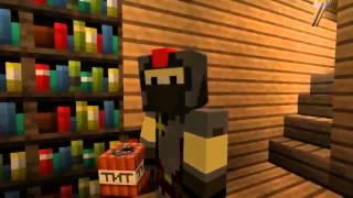 Новички в 'Minecraft' все серии подряд!
