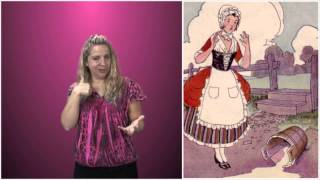 The Milkmaid and Her Pail - non captioned version