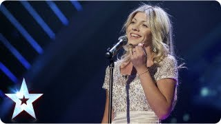 Aliki singing 'Come What May' | Semi-Final 5 | Britain's Got Talent 2013